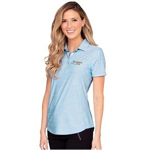 Women's Play Dry® Heather Solid Polo